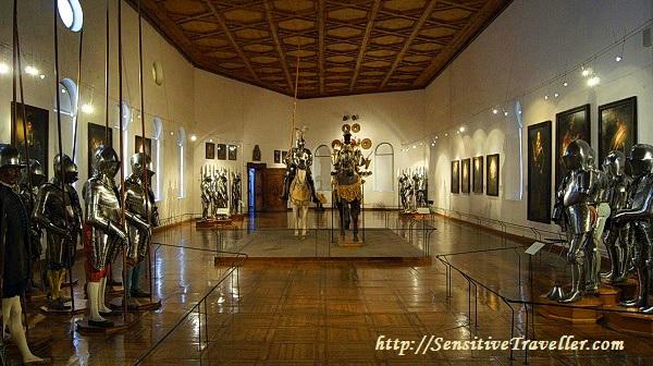 Вторая оружейная палата (Замок Амбрас)