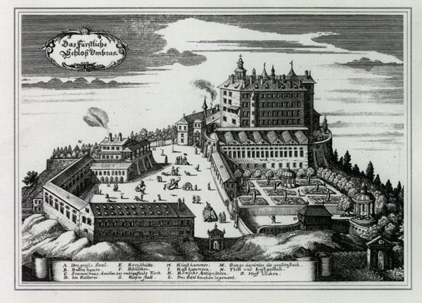 Замок после перестраивания