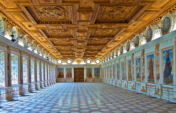 Испанский зал (Замок Амбрас)