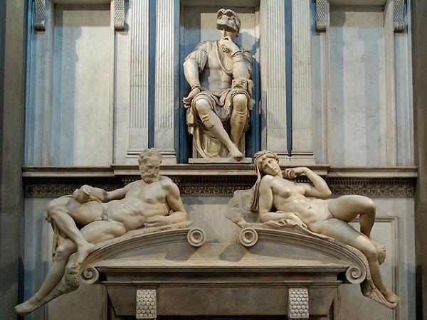 Микеланджело буонаротти надгробие братьев медичий Шар. Габбро-диабаз Лужники