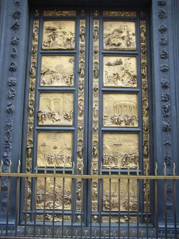 Врата Рая (врата баптистерия; Флоренция, Италия)