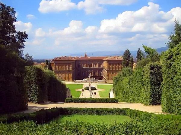 Дворец Питти (Флоренция, Италия)
