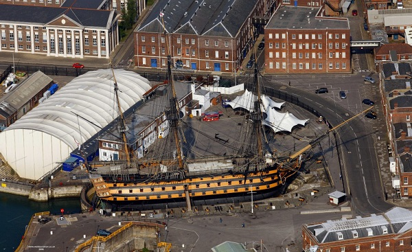 HMS Victory (1765) in Portsmouth