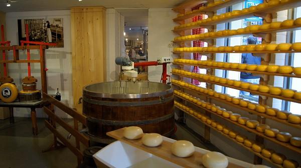 Магазин голландского сыра (Амстердам)
