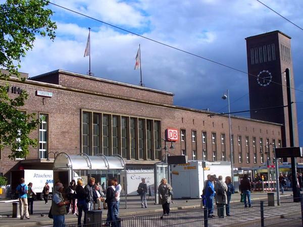Вокзал Дюссельдорфа